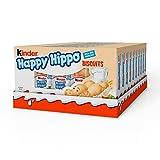 Kinder Happy Hippo Hazelnut 5 x 20.7 - Pack of 10