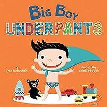 Big Boy Underpants (English Edition)
