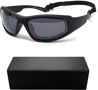 TOPGRADE UV400 户外骑行眼镜太阳镜,保*睛免受眩光,适合骑自行车跑步钓鱼滑雪高尔夫