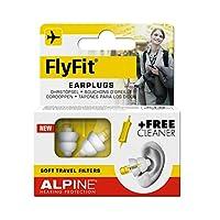 正品荷兰进口Alpine FlyFit 航空飞行减压***耳塞坐飞机防耳痛