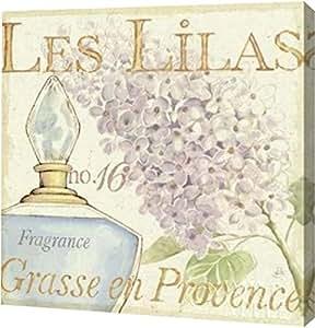 "PrintArt GW-POD-38-1677-20x20""Fleurs & Parfum IV"" 由 Daphne Brissonnet 画廊包边艺术微喷油画艺术印刷品,50.80cm X 50.80cm"