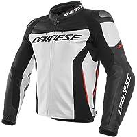 Dainese Racing 3 皮夾克 54 Euro/44 USA 白色 1533788_777_54