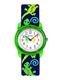 Timex Children 带子T72881  analogue textile Multicolour T72881 watches