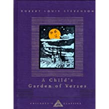 A Child's Garden of Verses (Everyman's Library Children's Classics Series) (English Edition)