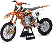 New Ray – Moto KTM 450 SX-F Racing T. Cairoli 编号 222 1/6° – 49673