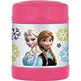 Thermos 10 Ounce 食品保温杯 Frozen Pink