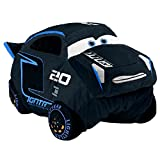 Pillow Pets Disney Pixar Cars 3,Jackson Storm,16 英寸毛绒玩具