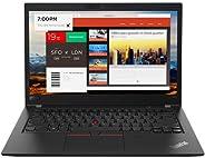 Lenovo ThinkPad T480s 笔记本电脑 | 14 英寸 FHD 手提屏幕 IPS 250 尼特 | 英特尔酷睿 i7-8650U 四核 | 16GB | 512GB SSD | Win 10 pro