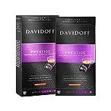 DAVIDOFF 大卫杜夫 浓缩咖啡胶囊(经典意式)55g *2(德国进口) (跨境自营,包邮包税)