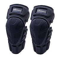 Webetop 摩托車肘部護具 成人 1 對 PE EVA 摩托車越野護肘