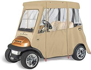 GreenLine Club Car Precedent 2 乘客可动高尔夫车外壳