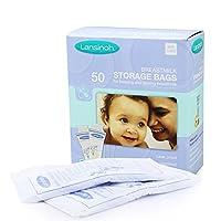 Lansinoh 兰思诺 母乳保鲜储存袋储奶袋(50片装)原装进口