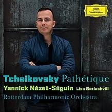 进口CD:柴可夫斯基第六交响曲:雅尼克涅杰瑟贡(CD)