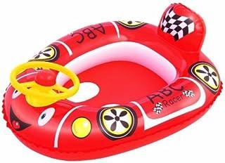 H2OGO! Bestway Toys Domestic Racer 婴儿护理座椅充气泳池浮舟