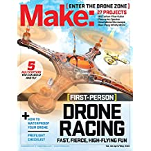 Make: Volume 44: Fun With Drones! (English Edition)