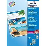 Avery Zweckform 1398-200 高级彩色激光纸 高光泽 A4 200 g 200 张