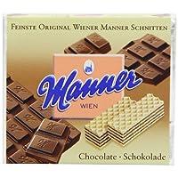 Manner 巧克力 华夫饼 75 g (件装12)