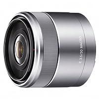 Sony 索尼 E 30mm F3.5 (SEL30M35) 微距镜头