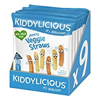 Kiddylicious 美味芝士薯條 12 g,9包