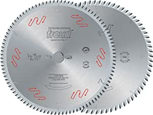 Freud LU3D13 300mm 84 Tooth Carbide Tipped Blade for Cutting and Sizing Double-Sided Laminate Panels