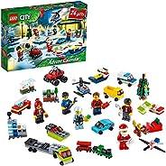 LEGO 乐高 City 城市 乐高(R)城市 Advanced·日历 60268