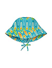 i play. Baby & Toddler Bucket Sun Protection Hat  Aqua Surfboard 2T/4T