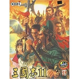 三国志11(简体中文首发版)(CD-ROM)