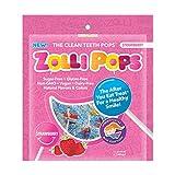 Zollipops 祖莉 木糖醇棒棒糖 清洁牙齿 抗蛀牙 草莓味 15支