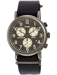 TIMEX 天美时 Weekender 石英男女适用手表 TW2P71500(亚马逊进口直采,美国品牌)