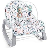 Fisher-Price 婴幼儿摇椅 — 太平洋卵石纹便携式婴儿座椅