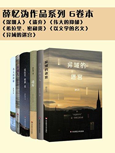 薛忆沩作品(共6册)