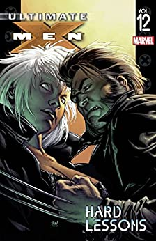 """Ultimate X-Men Vol. 12: Hard Lessons (English Edition)"",作者:[Vaughan, Brian K.]"