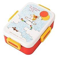 4点摇滚午餐盒 可可可 气球 650ml RYL-709