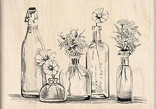Inkadinkado 瓶排木印章