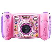 VTech 伟易达 Kidizoom Pix儿童相机,粉红色