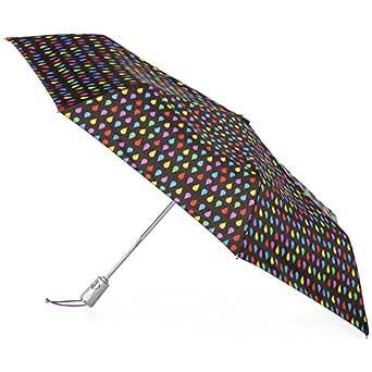 Totes 自动开合雨伞 Black Rain 均码