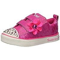 Skechers Twinkle Breeze 2.0 - Velvet Cut 儿童运动鞋