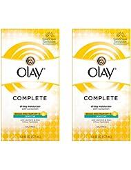 中国亚马逊:Olay 玉兰油 Complete 敏感肌肤全效 SPF15日霜 177ml*2瓶98.72元(直邮低至110元)