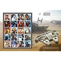 Star Wars AW066 邮票纪念品终极版