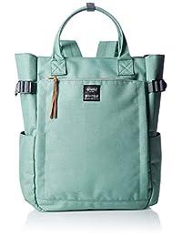 [ Anello ] 背包混色帆布10口袋背包两用 C1225