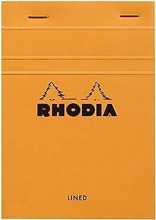 RHODIA 羅地亞 法國 經典上翻筆記本 橙色 N13橫線 13600