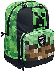 JINX 我的世界令人毛骨悚然的东西儿童学校背包,*。17 英寸(约 43.2 厘米)