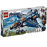 LEGO 乐高 拼插类玩具 复仇者联盟昆式战斗机(决战版) 76126 4+ 积木玩具