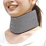 BSTD百傲鲨 日本颈托家用护颈带脖子护颈椎套 颈部落枕固定支撑保暖 男女通用时尚款