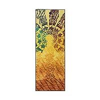 Manduka - Yogitoes Yoga Towel Chakra Turquoise美国直邮【亚马逊海外卖家】