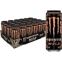 Monster Mule 姜汁饮料 16盎司(454ml)24包