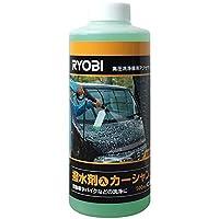 RYOBI 高压清洗机用 带防水剂的汽车洗发水 500毫升 6710237