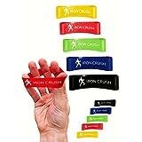 铁压压 手指延长器及前臂锻炼器(10 件套)