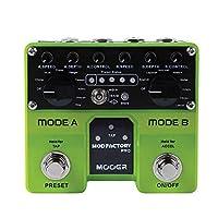 Mooer Mod Factory Pro 吉他效果