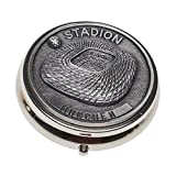 Schnabel-Schmuck 药盒,锡涂层,慕尼黑足球场